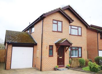 Thumbnail 4 bed detached house for sale in Keswick Way, Verwood