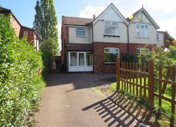 Thumbnail 3 bed semi-detached house for sale in Middlewich Road, Winsford