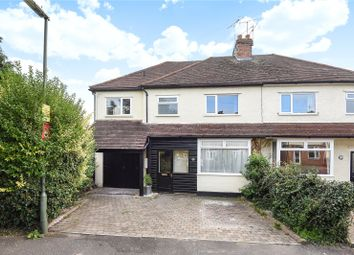 Thumbnail 6 bed detached house to rent in Harts Gardens, Guildford, Surrey
