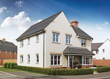 Thumbnail 3 Bed Detached House For Sale In The Redwing Oakham Park Old Wokingham