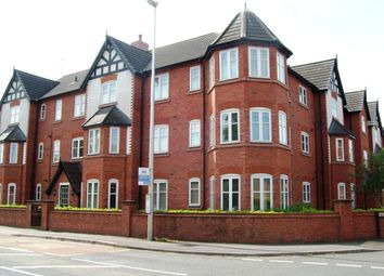 Thumbnail 2 bed flat for sale in Hastings Road, Nantwich, Cheshire