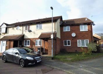 Thumbnail 2 bedroom terraced house for sale in 15 Bradmoor Court, Blackthorn, Northampton