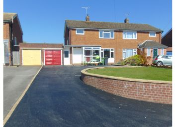 Thumbnail 3 bed semi-detached house for sale in South Lane, Old Clanfield