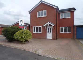 Thumbnail 3 bed link-detached house to rent in Woodhall Crescent, Hoghton, Preston