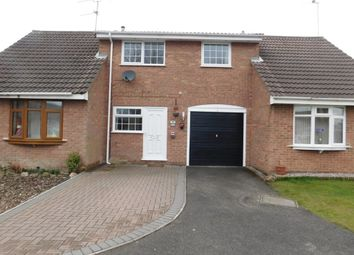 Thumbnail 2 bed terraced house for sale in Partridge Drive, Woodville