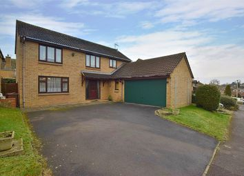 Thumbnail 4 bed detached house for sale in Briarbank Rise, Charlton Kings, Cheltenham, Gloucestershire