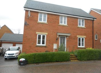 Thumbnail 4 bed detached house to rent in Suffolk Road, Westbury