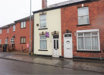 Thumbnail 2 bedroom terraced house for sale in Bentley Lane, Walsall