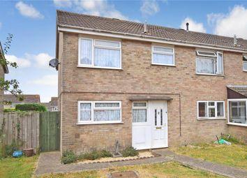 Thumbnail 3 bed end terrace house for sale in Furrlongs, Newport, Isle Of Wight