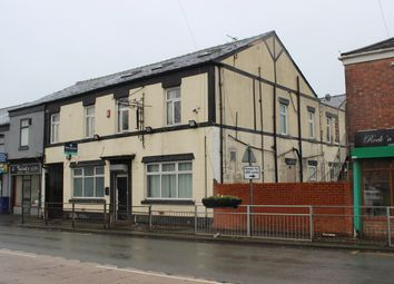 Thumbnail 8 bed block of flats for sale in Warrington Road, Ince, Wigan