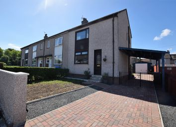 Thumbnail 2 bed end terrace house for sale in Cedar Avenue, Beith