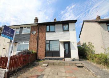 Thumbnail 3 bedroom terraced house for sale in Carnroe Drive, Greenisland, Carrickfergus