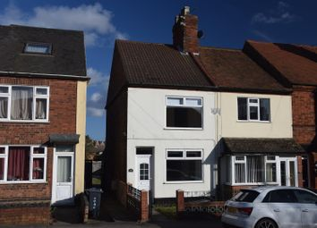 Thumbnail 3 bed terraced house for sale in Smisby Road, Ashby-De-La-Zouch