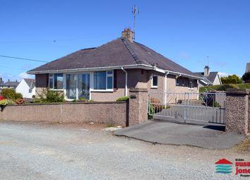 Thumbnail 2 bed detached bungalow for sale in Lon Y Llwyn, Morfa Nefyn, Pwllheli
