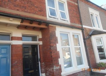 Thumbnail 1 bed flat to rent in Brunton Avenue, Carlisle, Cumbria