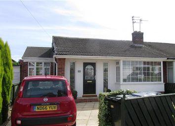 Thumbnail 3 bed bungalow for sale in Pilton Road, Pilton Park, Newcastle Upon Tyne