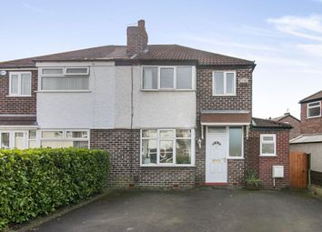 Thumbnail 3 bed semi-detached house for sale in Dudley Road, Timperley, Altrincham