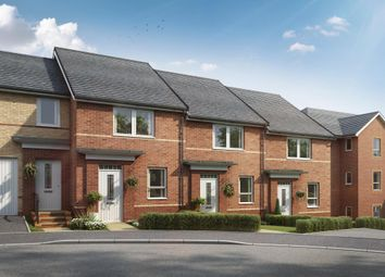"""Thumbnail 2 bed end terrace house for sale in """"Belmont"""" at St. Georges Way, Newport"""
