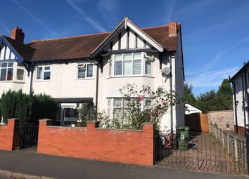 Thumbnail 4 bed semi-detached house to rent in Moor Park Road, Hereford