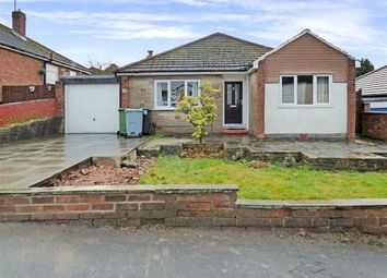 Thumbnail 2 bed detached bungalow for sale in Rising Sun Road, Macclesfield, Cheshire