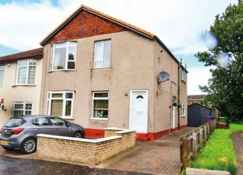 Thumbnail 2 bed flat for sale in Curtis Avenue, Kings Park, Glasgow