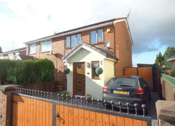 Thumbnail 3 bed detached house for sale in Halegate Road, Widnes, Cheshire