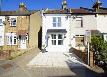 Thumbnail 4 bed end terrace house for sale in Shirley Road, Sidcup, Kent