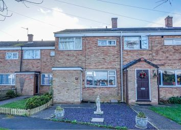 Thumbnail 3 bed terraced house for sale in Station Road, Marston Moretaine