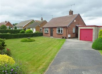 Thumbnail 2 bed bungalow for sale in Serlby Lane, Harthill, Sheffield