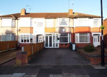 Thumbnail 2 bed terraced house for sale in Grangemouth Road, Radford, Coventry, West Midlands