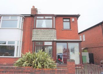 Thumbnail 3 bed semi-detached house for sale in Edge Hill Road, Middle Hulton, Bolton