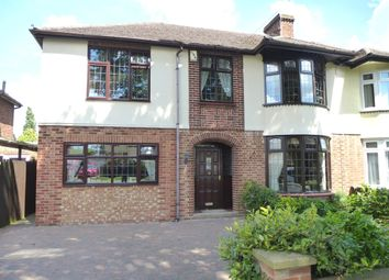 Thumbnail 5 bed semi-detached house for sale in Mount Drive, Wisbech