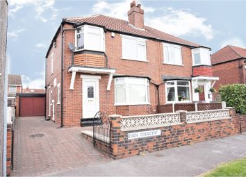 Thumbnail 3 bedroom semi-detached house for sale in Eden Crescent, Leeds
