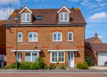 Thumbnail 4 bed semi-detached house for sale in Oak Tree Drive, Hassocks