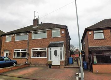 Thumbnail 4 bed semi-detached house for sale in Hillside Drive, Middleton, Manchester