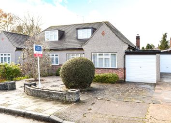Thumbnail 2 bed semi-detached bungalow for sale in Ladbrook Close, Pinner, Middlesex