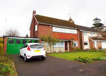Thumbnail 3 bed detached house for sale in Summercourt Drive, Kingswinford, West Midlands