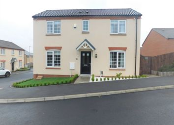 Thumbnail 3 bed detached house for sale in Blackbird Place, Rainworth, Mansfield