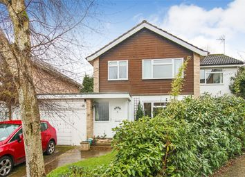 Thumbnail 4 bed detached house for sale in Blenheim Close, East Grinstead, West Sussex