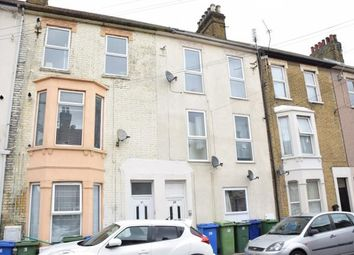Thumbnail 1 bed flat for sale in Delamark Road, Sheerness