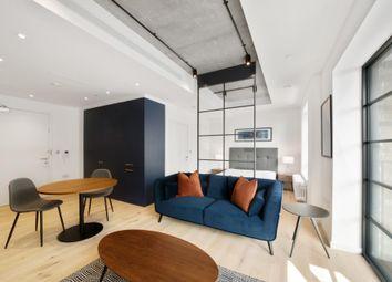 Thumbnail Studio to rent in Rendel House, Goodluck Hope, London