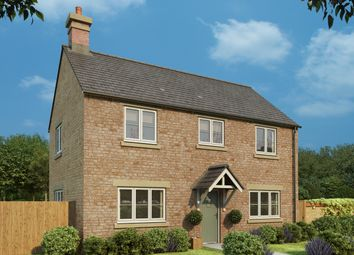 Thumbnail 3 bedroom detached house for sale in Ash Gardens, Burcote Road, Wood Burcote, Towcester