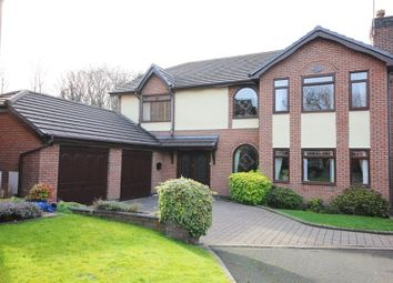 Thumbnail 5 bed detached house for sale in Sunrise Close, Grassendale, Liverpool