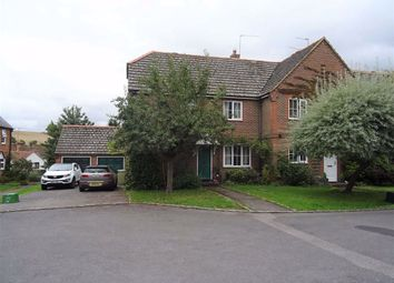 Thumbnail 3 bed terraced house to rent in The Close, Hampstead Norreys, Thatcham