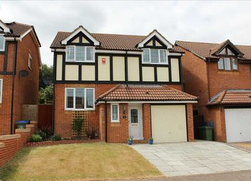 The Fairway, Augustfields, Newhaven BN9. 4 bed detached house