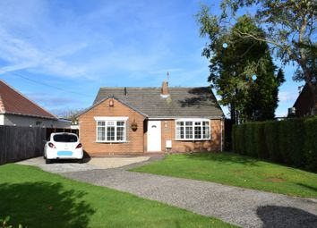 Thumbnail 2 bed detached bungalow for sale in Mile Road, Morpeth