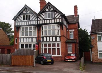 Thumbnail 1 bed flat for sale in Stoughton Road, Stoneygate, Leicester, Leicestershire
