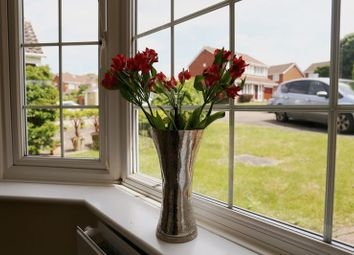 Thumbnail 3 bedroom detached house for sale in Catherine Close, Orton Longueville, Peterborough