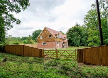 Old Potbridge Road, Winchfield, Hook RG27. 4 bed detached house