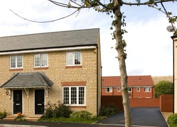 Thumbnail 3 bedroom property for sale in Littlewood Way, Cheddar